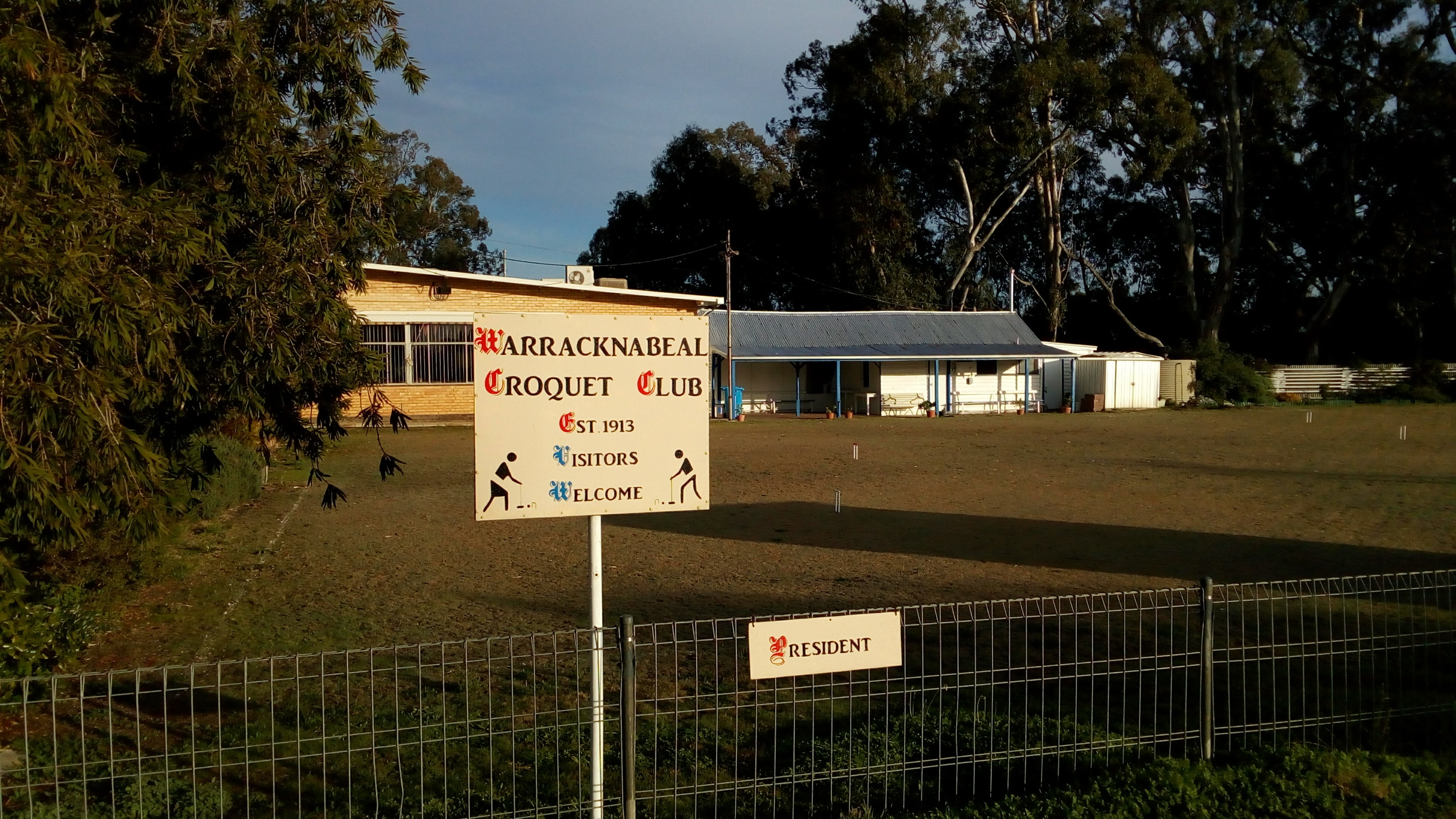 Warracknabeal Croquet Club